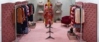 Gucci collabora con Dover Street Market