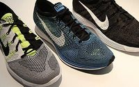 Nike sues Puma for copying Flyknit shoe