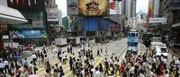 Hong Kong's Causeway Bay world's priciest retail area
