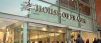 UK retailer House of Fraser to float by end of year