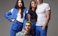 Christian Cowan creates 'really blue' jeans collection for Google