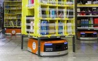 Over 45,000 robots operational in Amazon's warehouses