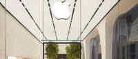 Apple Store inaugure sa nouvelle génération de magasins