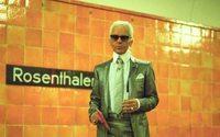 Karl Lagerfeld au centre d'une exposition hommage à Berlin