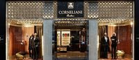 Corneliani: nuova apertura a Parigi