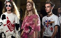 Dolce & Gabbana stage show and Harrods takeover in major brand promotion