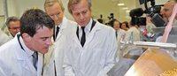 Guerlain inaugure à Chartres sa nouvelle usine de cosmétiques