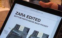 Zara кастомизирует деним