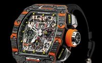 Richard Mille and McLaren bring performance and sporty design to a new timepiece