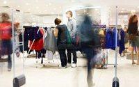 Shopper footfall falls this  Bank Holiday Weekend