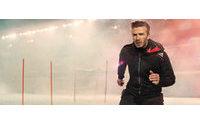 Дэвид Бекхэм принял участие в рекламной кампании adidas