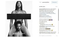 Naomi Campbell is face of new Givenchy Jeans campaign