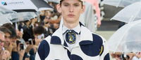 """Mode masculine: l'hommage de Kenzo à """"l'homme français"""""""