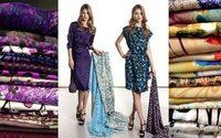 Charlotte Bialas cria coleções 'upcycling' de tecidos 'vintage'