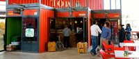 Used shipping containers fill gap in South African retail