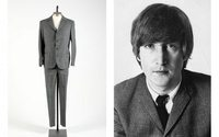 1964 John Lennon suit up for auction