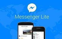 Facebook Messenger Lite arriva in Italia