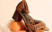 Martinez remet à la mode les souliers tressés