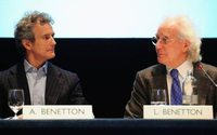 Luciano Benetton, 82 anni, annuncia il suo ritorno alla guida dell'azienda