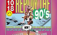 Reebok célèbre les 90's avec un magasin éphémère à Paris