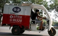 Chinese logistics firm Best, backed by Alibaba, launches $932 million U.S. IPO