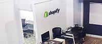 Shopify, Google boosting presence in BlackBerry's hometown