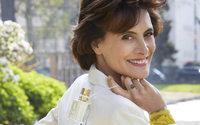 Inès de la Fressange donne le coup d'envoi au lancement de ses parfums