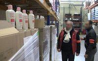 Seine-et-Marne : la douane démantèle un laboratoire de cosmétiques de contrefaçon