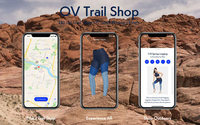 Outdoor Voices uses AR to launch OV Trail Shop running collection