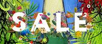 В «Цветном» стартует SALE сезона весна-лето 2015