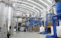 La textilera colombiana Enka redobla su inversión en el país y construye una nueva planta