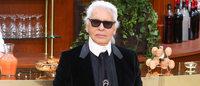 """Chanel desayuna en la """"brasserie"""" francesa de Karl Lagerfeld"""