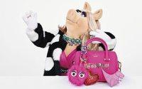 Kate Spade'den Miss Piggy ürünleri ve kampanyası için Disney ile işbirliği