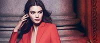 Kendall Jenner estreia como musa de fragrância Estée Lauder