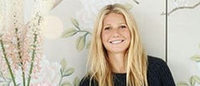 Gwyneth Paltrow turns designer