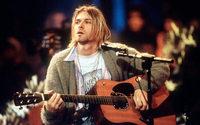 Kurt Cobain's cigarette-burned sweater sells for $334,000