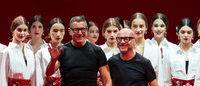 Steuerhinterziehung: Designer Dolce und Gabbana freigesprochen