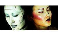 Maquillage numérique : un artiste nippon explore le champ des possibles