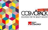 Il premio 'The Cosmopack Wall' annuncia i vincitori dell'edizione 2017