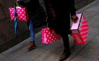 U.S. consumer spending picks up nearly 5% in April