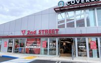 2nd Street opens 4th US location