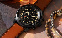 Fossil swings to profit in third quarter