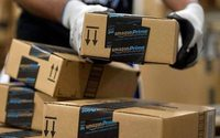 Amazon registró más de 1,4 millones de pedidos, 16 por segundo durante el 'Black Friday'