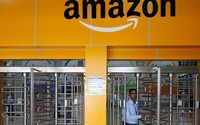 Amazon likely to buy 7-8 percent stake in India's Future Retail