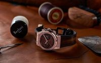 Hublot brings Berluti leather to 'Classic Fusion Chronograph'