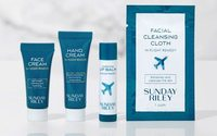 United Airlines and Sunday Riley double up on mile-high skincare initiative