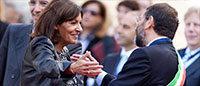 Paris et Rome vont développer des partenariats dans le secteur de la mode