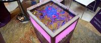 Royal Halı, geleneksel ebru sanatını halılara taşıdı