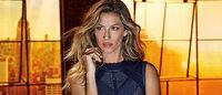 La top-modèle brésilienne Gisele Bündchen quitte les podiums