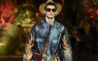 Lo chic tropicale trasgressivo di Dolce & Gabbana